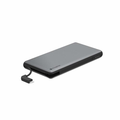 uk availability a681f 58f77 Mophie Powerstation Plus XL 12000mAh Battery with Cable - Space Gray