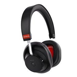 Aiwa Arc-1 Bluetooth  Over-The-Ear Headphones - Black/Red (4001)