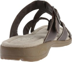 00dd181d8c43 Eastland Women s Pearl Thong Sandals - Brown - Size 9 - BLINQ