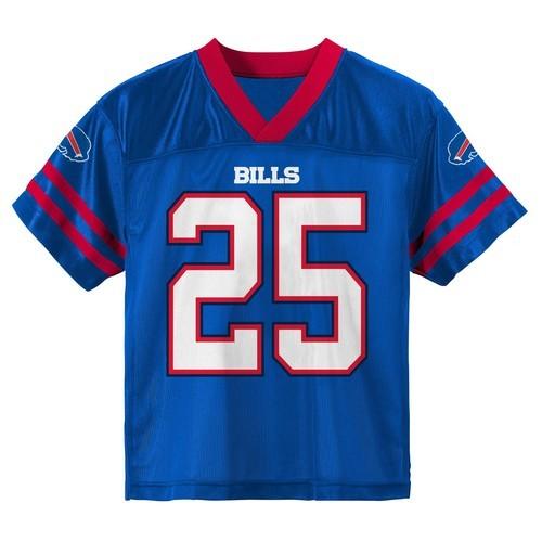 NFL Buffalo Bills Toddler Player Jersey - Multi - Size:2T - Check ...