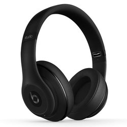 Beats by Dre Studio Wireless Over-Ear Headphones - Matte Black