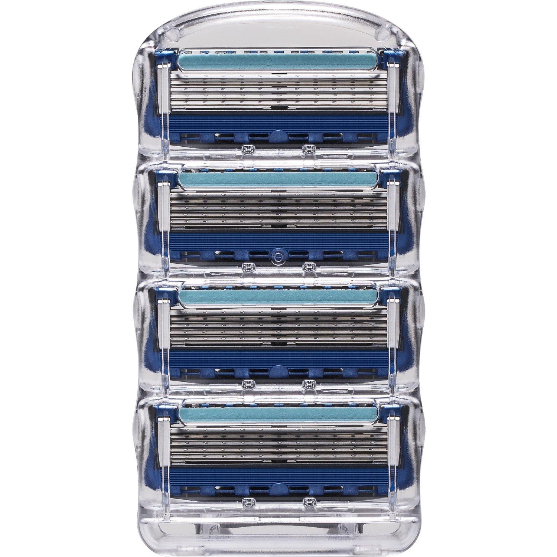 Gillette fusion proglide manual razor with flexball technology - Gillette Men S Fusion Proglide Blade Refills 6 Count