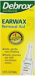 Debrox Earwax Removal Drops, 0.5 Fluid Ounce