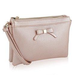 MKF Women's Small Crossbody Bag Anastasia Cell