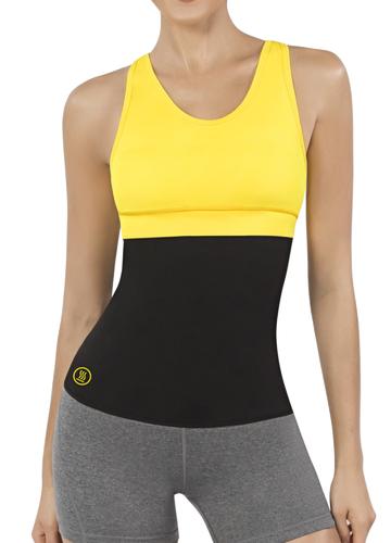 346801b691 Hot Shapers Women s Fat Burner Belly Slimming Semi Vest Hot Belt - BLINQ