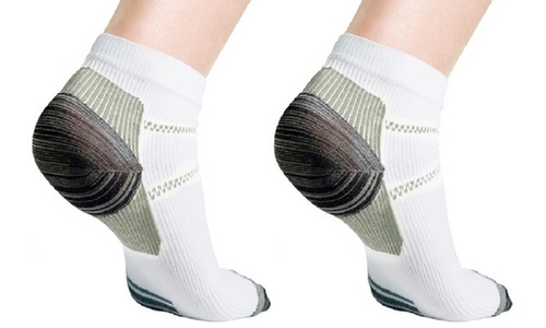c4dc0df616 Extreme Fit Unisex Compression Socks 6Pairs - Gray - Size: Large ...