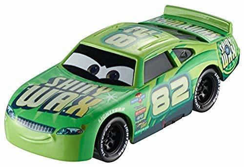 Disney Cars 3 Pixar Darren Leadfoot Character Car Vehicle Toy