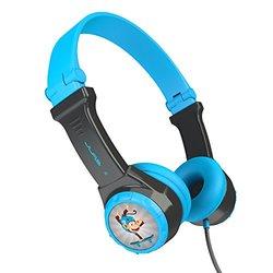 JLab JBuddies Folding Kids' Headphones - Blue