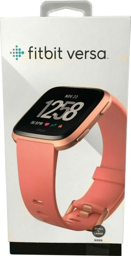 fitbit versa limited edition rose gold