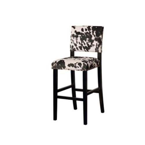 "29 Best Corey Reagan Interiors Images On Pinterest: Linon Corey 29"" Wood Barstool"