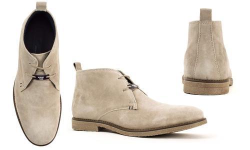 fc2fd724e3c310 Joseph Abboud Men's Lucca Chukka Boots - Sand - Size: 13 - BLINQ
