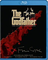 Paramount The Godfather Collection -The Coppola Restoration - Blu-ray 248306