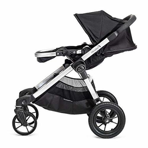 Baby Jogger City Select Single Silver Frame Baby Stroller ...