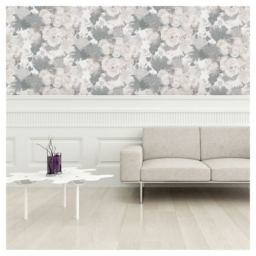 Devine Color Mirage Bouquet Floral Peel And Stick Wallpaper Check Back Soon