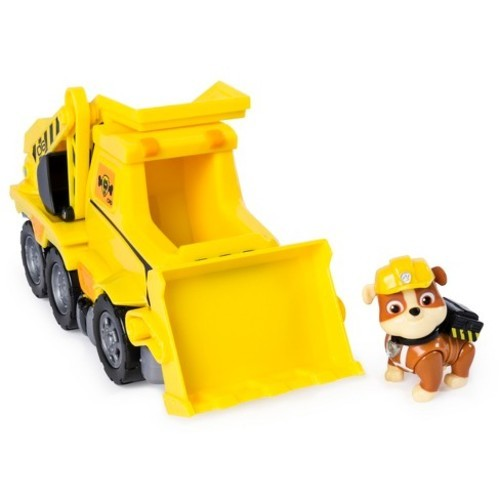 Spin Master PAW Patrol Ultimate Rescue Rubble Bulldozer Truck Toy