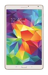 "Samsung Galaxy Tab S 8.4"" Tablet 16GB - Dazzling White (SM-T700NZWAXAR)"