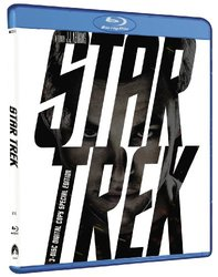 Star Trek Three-Disc Special Edition Blu-ray Set