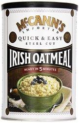 McCann's Irish Oatmeal Quick & Easy Steel Cut - 24 oz
