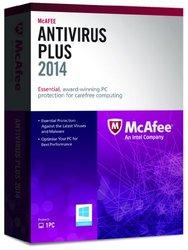 MFE ANTIVIRUS PLUS 1PC 2014