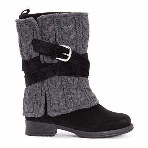 Muk Luks Women's Nikita Boots - Black