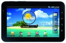 """Verizon Samsung Galaxy Tab 7"""" Tablet 2GB - Black (SCH-I800BKV)"""