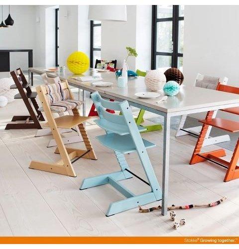 Stokke Tripp Trapp High Chair - Aqua Blue - Check Back Soon - BLINQ