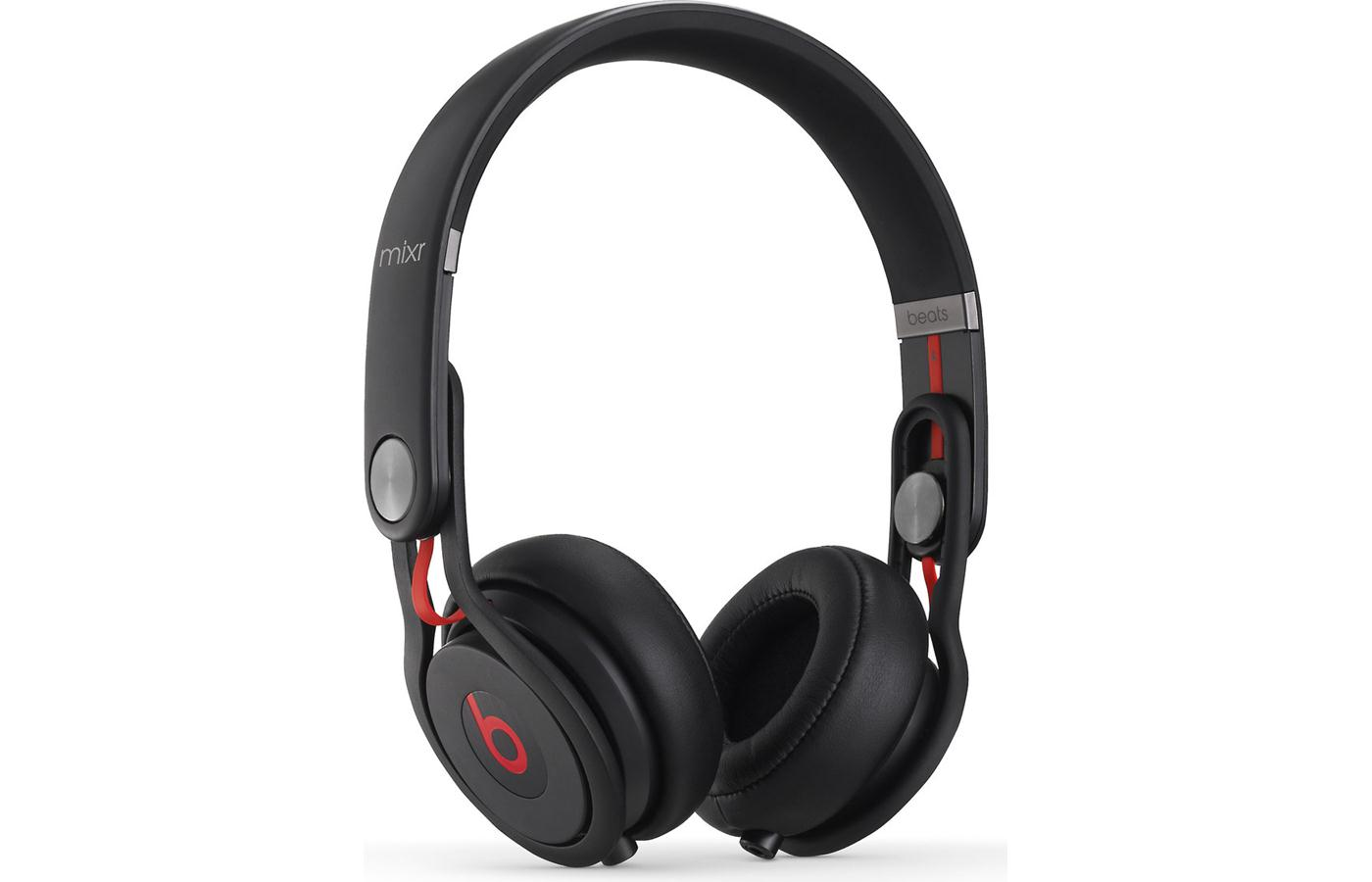 Beats by Dre Mixr Wired Headphones - Black - Check Back Soon - BLINQ