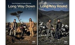 Long Way Down & Long Way Round Complete Series - 6 Disc Set