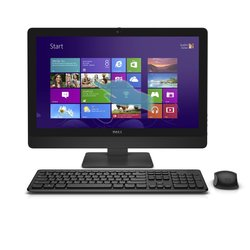 """Dell 23"""" All-in-One Touchscreen Desktop PC i3 3.5GHz 8GB 1TB (I5348-4446BLK)"""