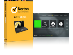 Symantec Norton 1-Year / 3-PC Antivirus 2014
