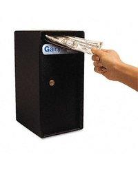 FireKing MS1206 Compact Cash Trim Key Lock Fire Safe, 15 lbs .29 Cu. Ft.