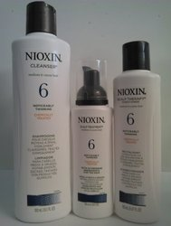 Nioxin: Scalp and Hair Care?System 6 Kit, 1 kit