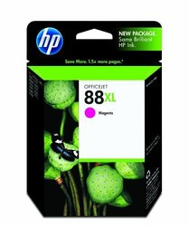 HP 88XL High Yield Magenta Original Ink Cartridge C9392AN#140 for