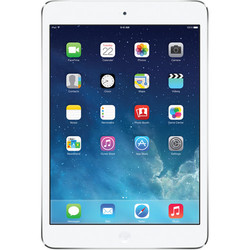 "Apple iPad mini 2 with Retina 9.7"" Tablet 64GB Wi-Fi - Silver (ME281LL/A)"