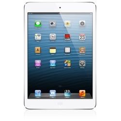 Apple iPad Mini 32GB Wi-Fi- White/Silver (MD532LL/A)