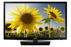 "Samsung 4500 UN24H4500AF 24"" 720p LED-LCD TV - 16:9 - HDTV matte black"