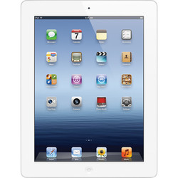 "Apple iPad 3 9.7"""" Tablet 16GB WiFi - White (MD328LL/A)"" 139324"