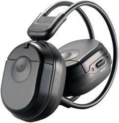 Power Acoustik Foldable Infrared Wireless Headphones