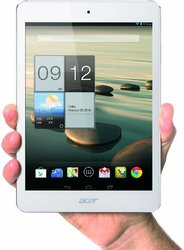"Acer Iconia 7.9"" Tablet 16GB Android 4.2 OS - Silver (A1-830-1633)"