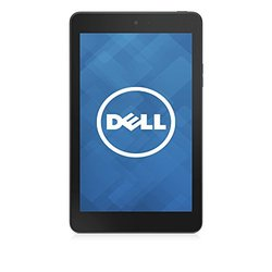 "Dell Venue 8"" Tablet 16GB - Black (V8TBL-3334BLK)"