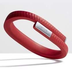 Jawbone UP Fitness Tracker Wristband - Red - Small