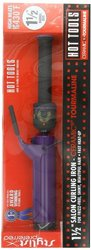 Hot Tools Professional 2102 Ceramic Titanium Professional Curling Iron, 1-1/2""