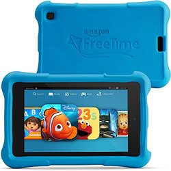 """Kindle Fire HD Kid's 6"""" Wi-Fi Tablet 8GB - Blue"""