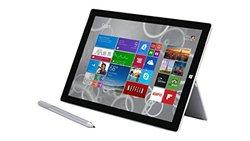 "Microsoft Surface Pro 3 12"" Tablet 64GB Windows 8.1 - Silver (4YM-00001)"