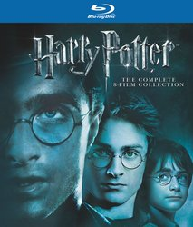 Warner Brothers Harry Potter - The Complete 8-Film Collection - Blu-Ray
