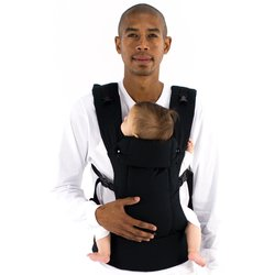 Beco Baby Carry-All Gemini Baby Carrier - Metro Black