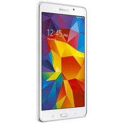 "Samsung Galaxy Tab 4 7"" Tablet 8 GB Android 4.4 - White (SM-T230NZWAXAR)"