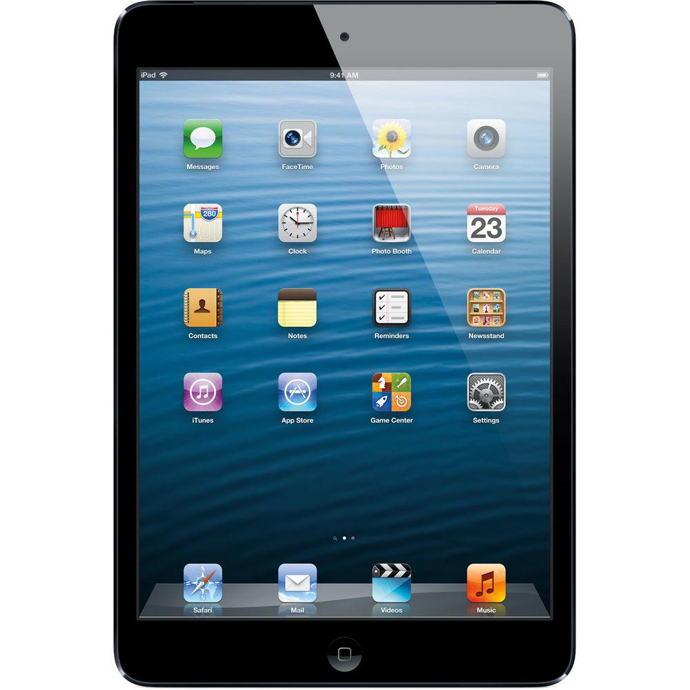 Apple Ipad Mini 79 Tablet 1st Gen 32gb Wi Fi Black Md529ll A Retina Wifi Cell Silver