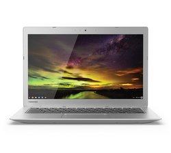 "Toshiba 13.3"" Chromebook 2.16GHz 2GB 16GB Chrome OS - Silver (CB35-B3330)"