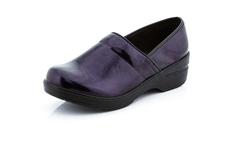 Rasolli Women's Dannis Clogs Patent - Purple - Size: 8